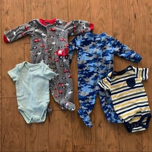 3-6 Month Baby Clothes Lot